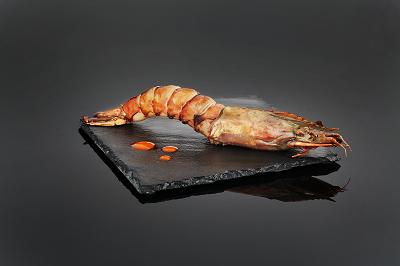 Cooked Jumbo Shrimps