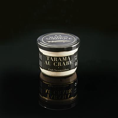 Tarama au Crabe - Packaging2