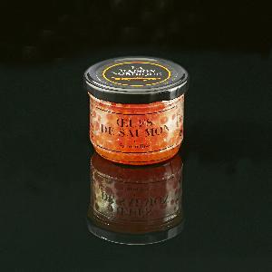 Oeufs de saumon pack
