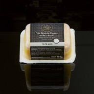 LMN - Foie gras de canard entier mi-cuit